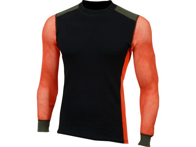 Aclima Hiking - Ropa interior Hombre - naranja/negro